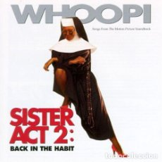 CDs de Música: SISTER ACT 2: BACK IN THE HABIT / VARIOS CD BSO. Lote 118675259