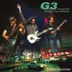 CDs de Música: G3 - 2 CD LIVE IN TOKYO (HOL) (US IMPORT) - NUEVO Y PRECINTADO. Lote 118696639
