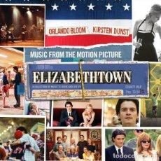 CDs de Música: ELIZABETHTOWN / NANCY WILSON, VARIOS CD BSO. Lote 118709851