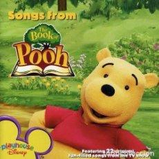 CDs de Música: SONGS FROM... THE BOOK OF WINNIE POOH / VARIOS CD BSO. Lote 118729491
