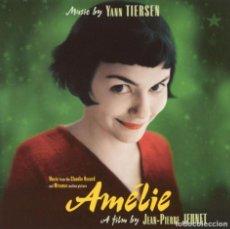 CDs de Música: AMELIE / YANN TIERSEN CD BSO. Lote 147260486