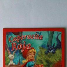 CDs de Música: CAPERUCITA ROJA CUENTO CD EL MUNDO. Lote 118745782