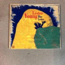 CDs de Música: LESTER YOUNG - BLUE NOTE - CD.. Lote 118820847