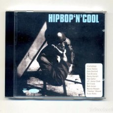 CDs de Música: VARIOS-HIP BOP 'N' COOL (CD) SOUL-JAZZ, ACID JAZZ, TRIP HOP. LONNIE SMITH, URBANATOR.... Lote 118884831