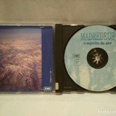CDs de Música: MADREDEUS - O ESPIRITU DA PAZ. Lote 118896719