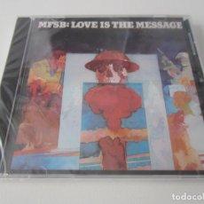 CDs de Música: MFSB - LOVE IS THE MESSAGE 1973/1998 USA CD+R. Lote 118907839