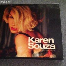 CDs de Música: KAREN SOUZA. ESSENTIALS. Lote 118925379