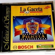 CDs de Música: CD - RECOPILATORIO GRANDES TEMAS DE PELÍCULA VOL.6 / 1994. Lote 118928375
