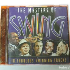 CDs de Música: THE MASTERS OF SWING CD. Lote 118931955