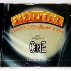 CDs de Música: CD - RECOPILATORIO CINE / MOBIL 1997. Lote 118932179
