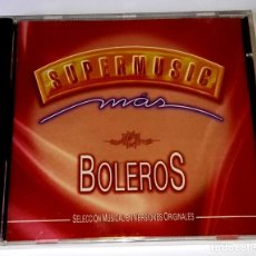 CDs de Música: CD - RECOPILATORIO BOLEROS / MOBIL 1997. Lote 118932407