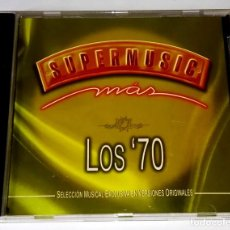 CDs de Música: CD - RECOPILATORIO LOS ´70 / MOBIL 1997. Lote 118932671