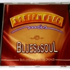CDs de Música: CD - RECOPILATORIO BLUES & SOUL / MOBIL 1997. Lote 118932971