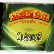 CDs de Música: CD - RECOPILATORIO CLÁSICOS / MOBIL 1997. Lote 118933255