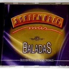 CDs de Música: CD - RECOPILATORIO BALADAS / MOBIL 1997. Lote 118933507