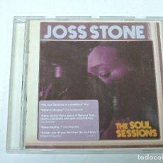 CDs de Música: JOSS STONE - THE SOUL SESSIONS CD. Lote 118951415