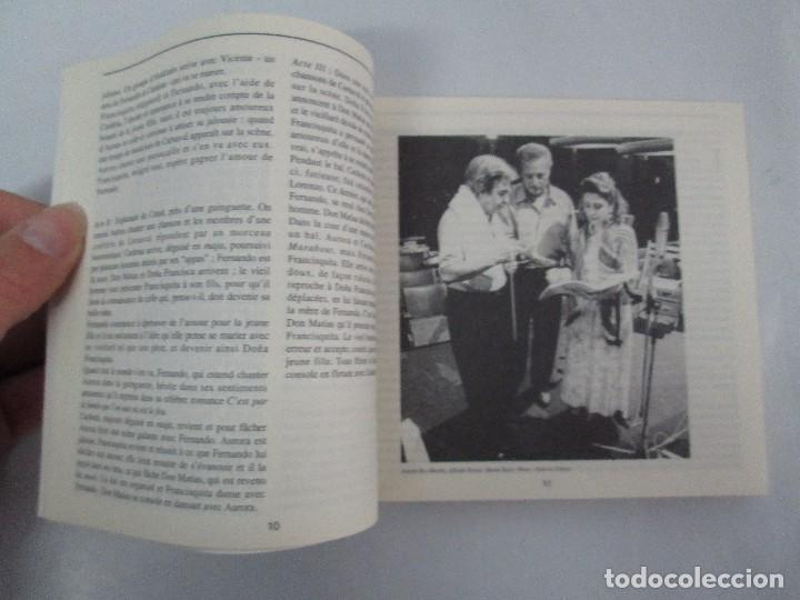 CDs de Música: AMADEO VIVES. DOÑA FRANCISQUITA. ZARZUELA. A. KRAUS. M. BAYO. R. PIEROTTI. S. JERICO. 2 CD Y LIBRO - Foto 4 - 118968391