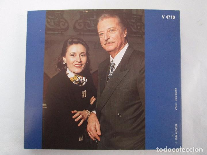 CDs de Música: AMADEO VIVES. DOÑA FRANCISQUITA. ZARZUELA. A. KRAUS. M. BAYO. R. PIEROTTI. S. JERICO. 2 CD Y LIBRO - Foto 8 - 118968391