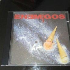 CDs de Música: LOS ENEMIGOS / CD / LA VIDA MATA. Lote 118986308