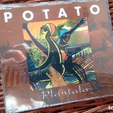 CDs de Música: CD-EP -PROMOCIONAL- DE POTATO (4 TEMAS). Lote 119039583