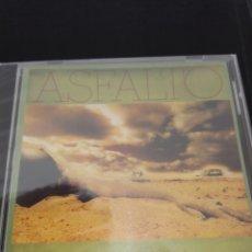 CDs de Música: ASFALTO / CD / CRONOPHOBIA / ROCK / PROG / PRECINTADO. Lote 119075692