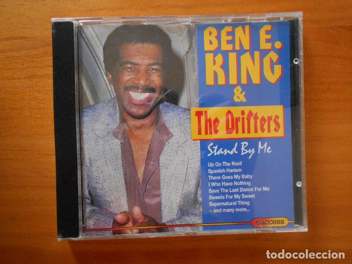 CD BEN E. KING & THE DRIFTERS - STAND BY ME (AX) (Música - CD's Jazz, Blues, Soul y Gospel)