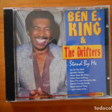 CDs de Música: CD BEN E. KING & THE DRIFTERS - STAND BY ME (AX). Lote 119112751