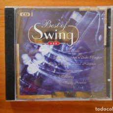 CDs de Música: CD BEST OF SWING - CD 1 (AX). Lote 119114855