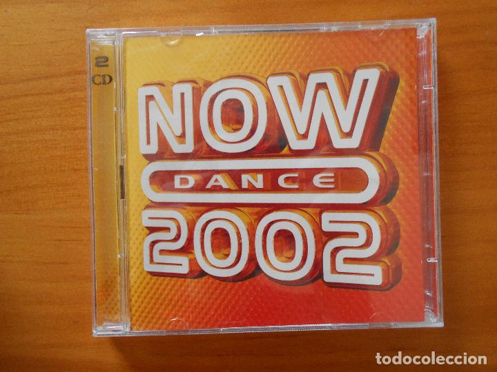CD NOW DANCE 2002 (2 CD) (AX) (Música - CD's Disco y Dance)