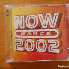 CDs de Música: CD NOW DANCE 2002 (2 CD) (AX). Lote 119115351