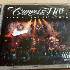 CDs de Música: (SIN ABRIR) CYPRESS HILL -LIVE AT THE FILLMORE-. Lote 119121795