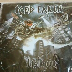 CDs de Música: (SIN ABRIR) ICED EARTH -DYSTOPIA. Lote 119122955