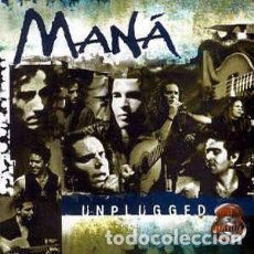 CDs de Música: MANÁ - MTV UNPLUGGED (CD, ALBUM) LABEL:WEA, MTV MUSIC TELEVISION, WEA, MTV MUSIC TELEVISION CAT#: 3. Lote 119125931