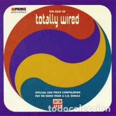 CDs de Música: VARIOUS - THE BEST OF TOTALLY WIRED (CD, COMP) LABEL:ACID JAZZ CAT#: JAZID CD 90 . Lote 119143723