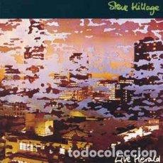 CDs de Música: STEVE HILLAGE - LIVE HERALD (CD, ALBUM, RE, RM) LABEL:CAROLINE BLUE PLATE CAT#: CAROL 1671-2 . Lote 119144199