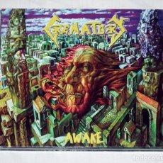 CDs de Música: CD CREMATORY - AWAKE DIGIPACK. Lote 42140266