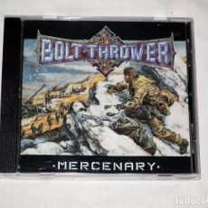 CDs de Música: CD BOLT THROWER - MERCENARY. Lote 46505242