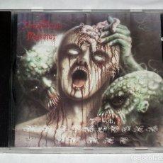 CDs de Música: CD DISASTROUS MURMUR - RHAPSODIES IN RED. Lote 55986132