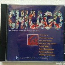 CDs de Música: CD CHICAGO. Lote 119148762