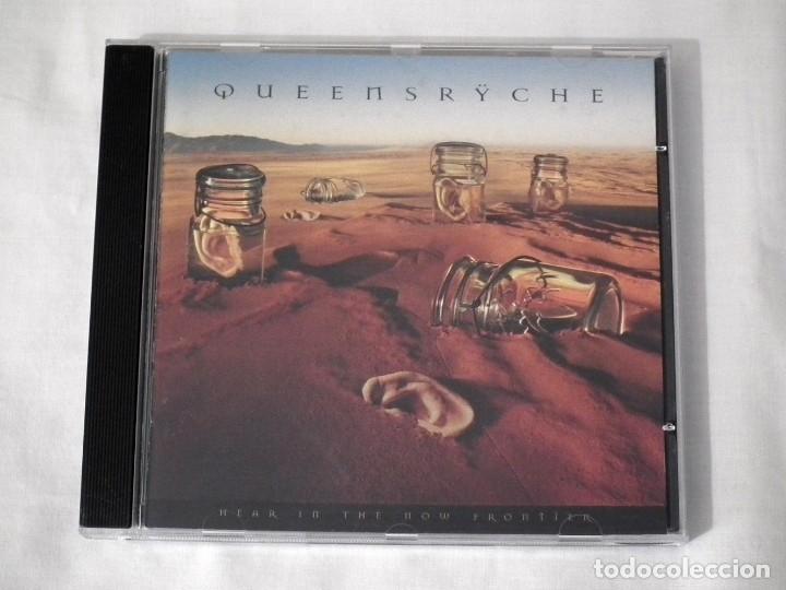 CD QUEENSRYCHE - HEAR IN THE NOW FRONTIER (Música - CD's Heavy Metal)