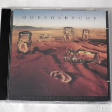 CDs de Música: CD QUEENSRYCHE - HEAR IN THE NOW FRONTIER. Lote 31200470