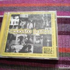 CDs de Música: CARACTER LATINO DUCA-2 MUSIC CD DRO 1997 JARABE DE PALO CELTAS CORTOS LINDA RONSTADT MANÁ COMPAY. Lote 119165275