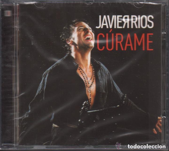 JAVIER RIOS / CURAME / CD ALBUM , RF-663, PERFECTO ESTADO (Música - CD's Pop)