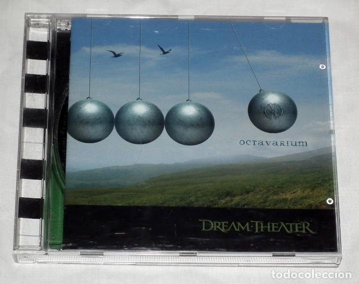 CD DREAM THEATER - OCTAVARIUM (Música - CD's Heavy Metal)
