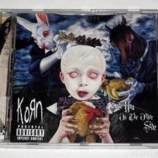 CDs de Música: CD KORN - SEE YOU ON THE OTHER SIDE. Lote 61101727