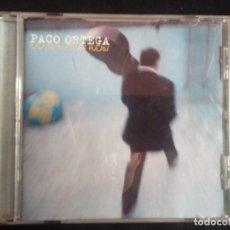 CDs de Música: PACO ORTEGA: CALAÍTO HASTA LOS HUESOS, CD ALBUM WEA 3984 22710 2. SPAIN, 1998.. Lote 119251283