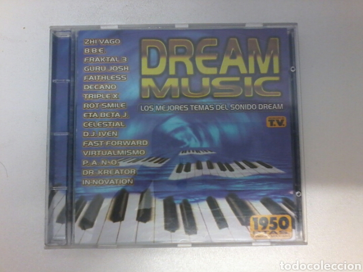 CDs de Música: Dream Música - Foto 1 - 119252840