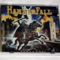 CDs de Música: CD HAMMERFALL - RENEGADE. Lote 119296775