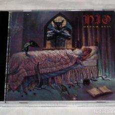 CDs de Música: CD DIO - DREAM EVIL. Lote 119335303
