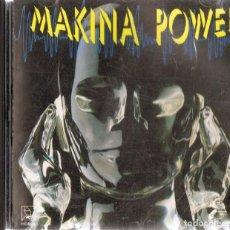 CDs de Música: MAKINA POWER (CD). Lote 119335423
